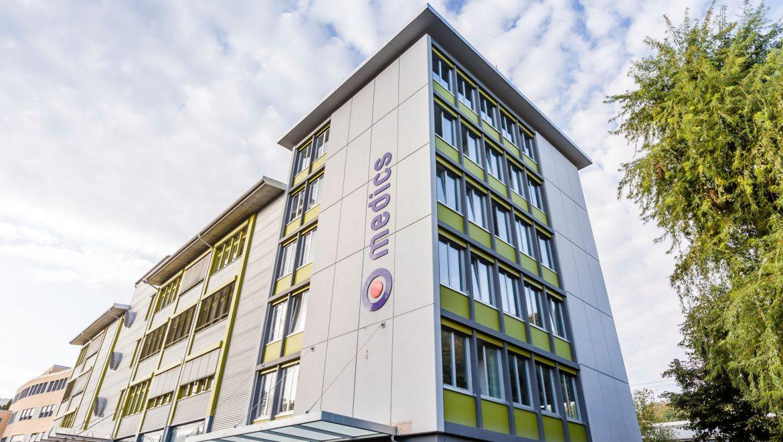 Medics Labor Bern … Sanitäre Installationen